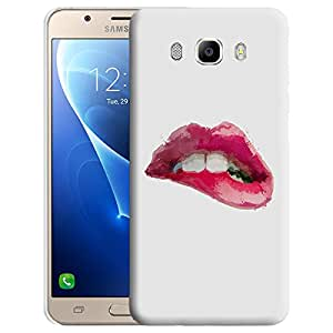 Theskinmantra Lip mood Back cover for Samsung Galaxy J5 (2016 Edition)