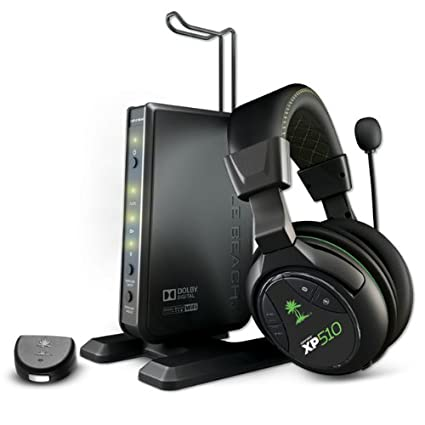 Turtle-Beach-Ear-Force-XP510-Premium-Wireless-Dolby-Digital-PS4,-PS3,-Xbox-360-Gaming-Headset