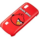 Nokia CC3035 Coque Angry Birds pour Nokia Asha 300 Rouge
