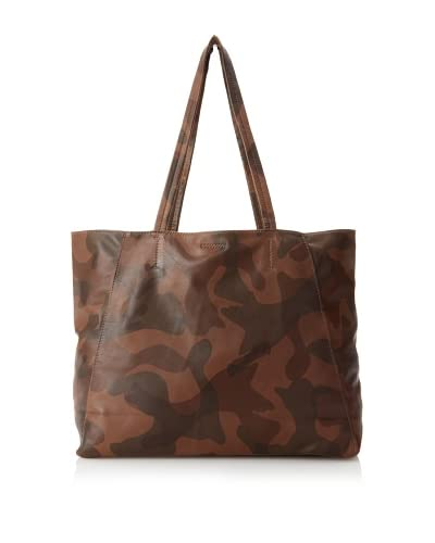 Streets Ahead Women's Classic Small Tote Bag, Chocolate Camo