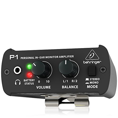 BEHRINGER POWERPLAY P1 (Behringer Mixer Personal compare prices)