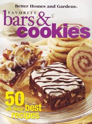 Better Homes And Gardens Favorite Bars Cookies 50 All