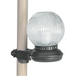 Click to read our review of Portfolio Outdoor Lighting: Portfolio Flickering Candle Lantern Light LV55700-RT