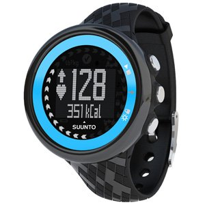 Cheap Suunto M4 Heart Rate Monitor Watch – Women – Black/Turquise – Clamshell package SS015702000 (SS015702000)