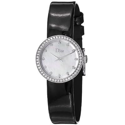 Christian Dior La D De Dior Diamond Ladies Watch 047111A001