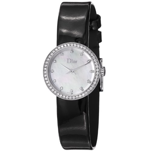 Christian Dior La D De Dior Diamond Ladies Watch 047111A001
