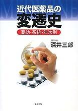 近代医薬品の変遷史—薬効・系統・年次別