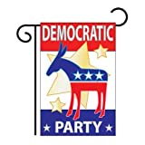 Democratic Party Garden Flag
