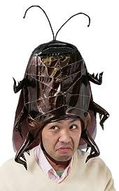 ゴキブリかぶりもの
