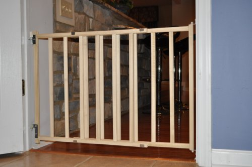 GMI GuardMaster III Standard Wood Slat Swing Gate