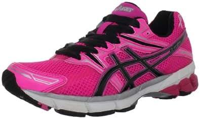 ASICS Women's GT-1000 Pr Running Shoe,Pink/Black/White,11.5 B US
