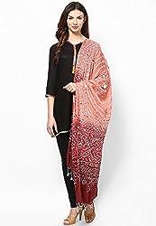 Soundarya Ethnicwear Cotton Bandhej Handwork Dupatta for Women (3058)