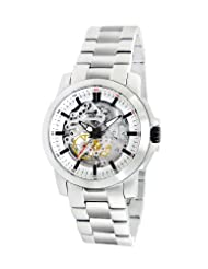 Kenneth Cole Analog Silver Dial Men's Watch IKC9112