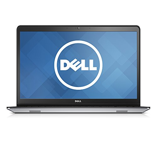 Dell Inspiron 15 5000 Series i5548-1669SLV 15.6-Inch Touchscreen Notebook (2.20 GHz Intel Core i5 Processor, 8 GB Memory, 1 TB Hard Drive, Windows 8.1) Silver
