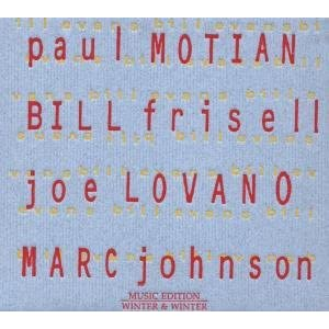 Paul Motian Bill Evans  cover