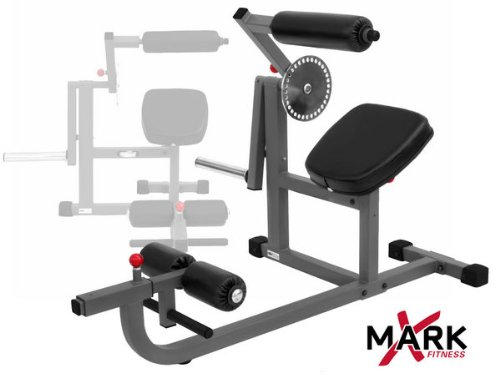 Xmark Fitness XM-7614 Commercial Rotary Ab Back