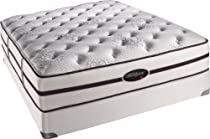 Hot Sale Beautyrest Elite Preble Plush Firm King Mattress Set