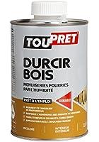 Toupret 440010 Durcir bois pour renforcer enduits/peintures 1 L