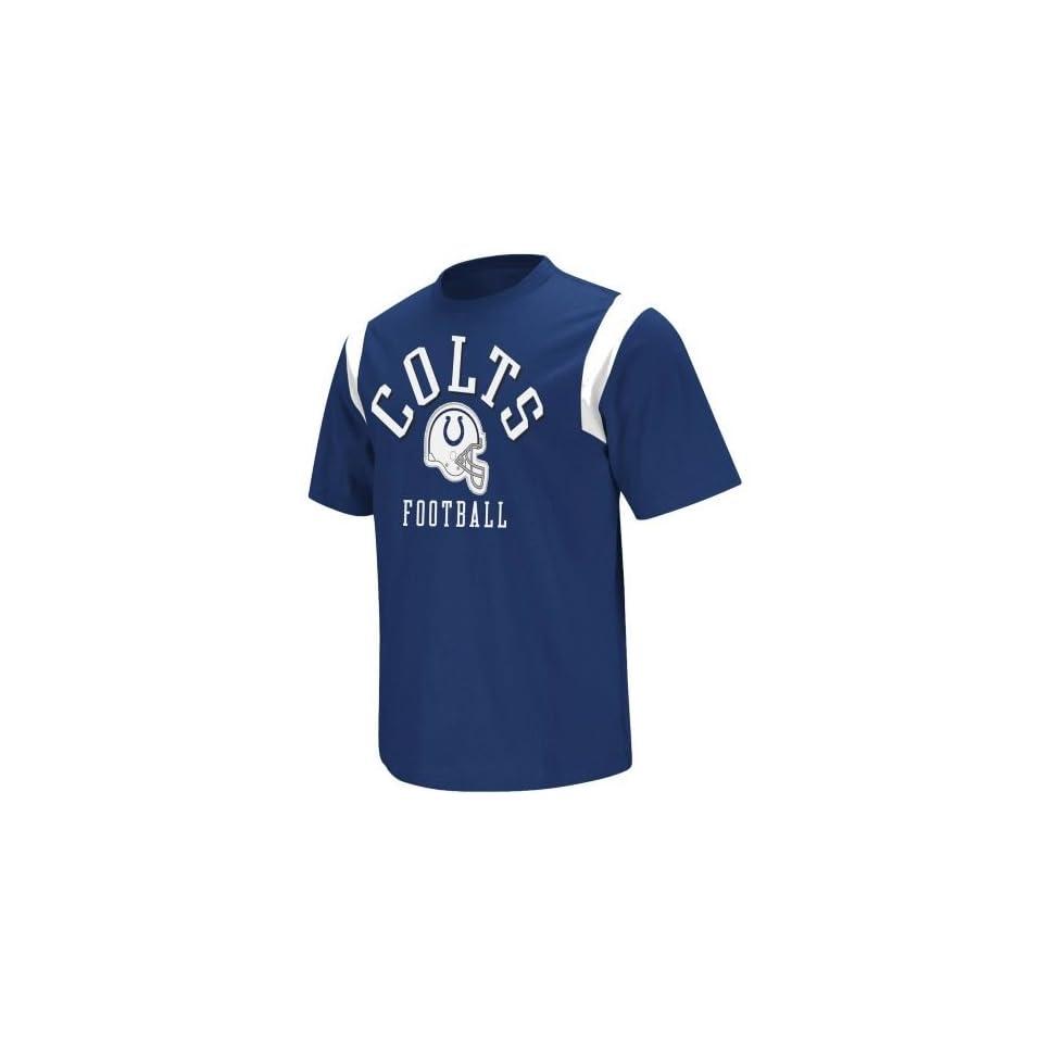 Academy Sports Reebok Boys Indianapolis Colts Gridiron T shirt