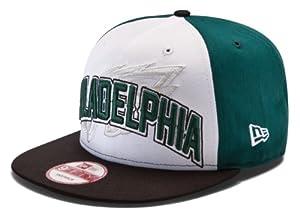Philadelphia Eagles 9FIFTY Snapback New Era Draft Hat NFL by New Era