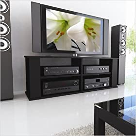 """Sonax 54"""" Fillmore TV/Component Stand"""