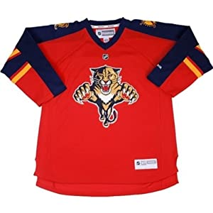 Florida Panthers NHL Reebok Jersey Infant 12-24 months Red by Reebok