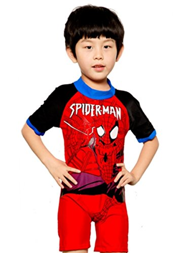 Baby boy One-piece Spider-Man Swimwear