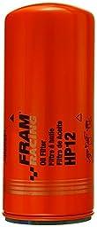 Fram HP12 High Performance Full-Flow Oil Spin-On Filter
