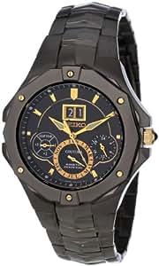 Seiko Men's SNP017 Coutura Kinetic Perpetual Watch