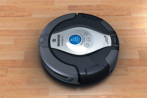 recensione hoover rbc 009 opinioni sul robot aspirapolvere. Black Bedroom Furniture Sets. Home Design Ideas