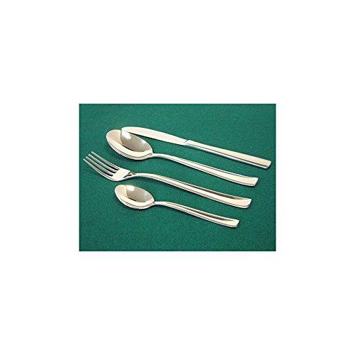 ABERT Set di 12 Cucchiai inox tavola firenze Utensili e posate da cucina