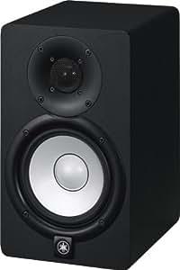 yamaha hs5 powered studio monitor musical instruments. Black Bedroom Furniture Sets. Home Design Ideas