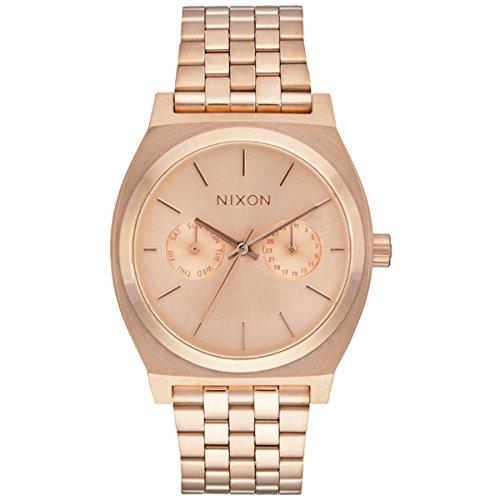 nixon-montre-bracelet-femme-time-assiettes-deluxe-a-quartz-analogique-en-acier-inoxydable-revetement
