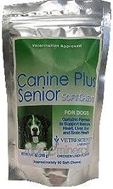 Canine Plus Senior Soft Chewables 60 Chewable by Vetri-Science