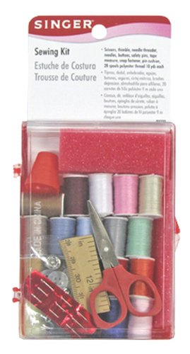 Lowest Prices! Singer Sewing Kit in Storage Box