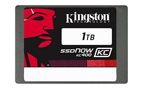 Kingston SKC400S37/1T SSDNow 1 TB Interne Festplatte (2,5 Zoll, 7mm height, SATA 3)