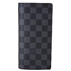ルイヴィトン N62665 ダミエ・グラフィット ポルトフォイユ・ブラザ [並行輸入品]