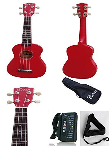 coban-ukulele-dans-2-couleurs-rouge-ou-rose-comprend-10-mm-housse-rembourree-sangle-sangle-couleur-e