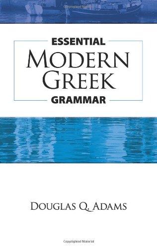 Essential Modern Greek Grammar (Dover Language Guides...