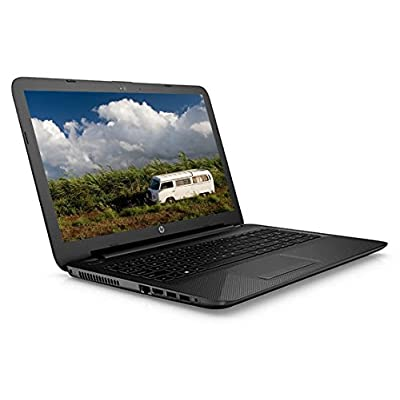 HP HP 15-AC040TU 15.6-inch Laptop (Pentium 3825U/4GB/500GB/FreeDOS/Intel HD Graphics), Sparkling Black