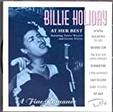echange, troc Billie Holiday - At Her Best