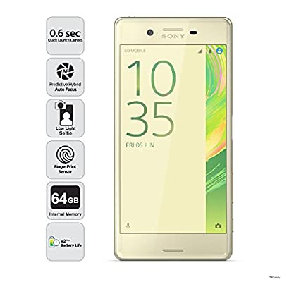 Sony Xperia X Dual (Lime Gold)