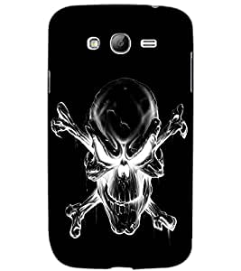 SAMSUNG GALAXY GRAND NEO PLUSNEO SKULL Back Cover by PRINTSWAG