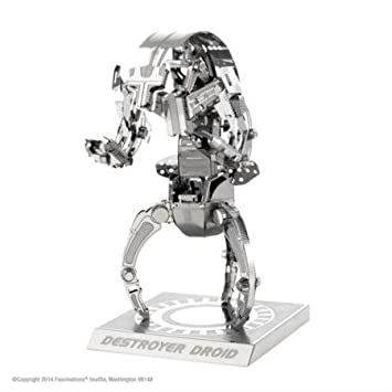 Maquette Metal Earth Destroyer Droid