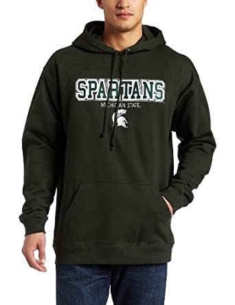 NCAA Michigan State Spartans Triton Hooded Sweatshirt by CI Sport