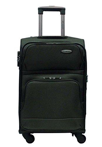 Princeware Princeware Scorpio Nylon 78 Cms Lush Suitcase (6956) (Multicolor)