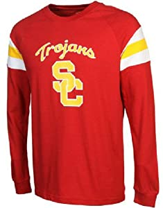 USC Trojans Forward Pass Jersey Tee by DCM by DCM
