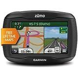 Garmin Zumo 390LM 4.3-Inch Motorcycle GPS Navigator