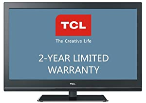 TCL L32HDP60 32-Inch 720p LCD HDTV with 2 Year Limited Warranty (Black) (2012 Model)