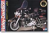 タミヤ 1/6 オートバイシリーズ No.7 ハーレーダビットソン ブラックスペシャル プラモデル 16007
